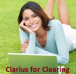 Clarius for Clearing