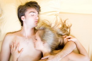 """""""Sleep disturbance may contribute to sexual complaints and reduced sexual activity,"""" the study concludes"""